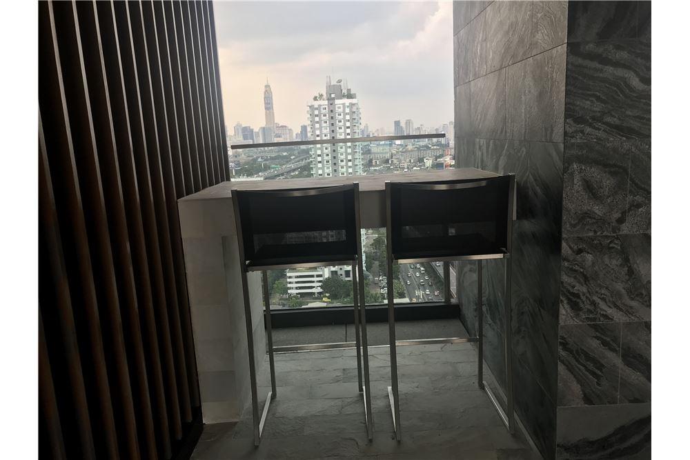 RE/MAX CASA Agency's Rent Condo The Line Asoke-Ratchada 1 Bedroom 8