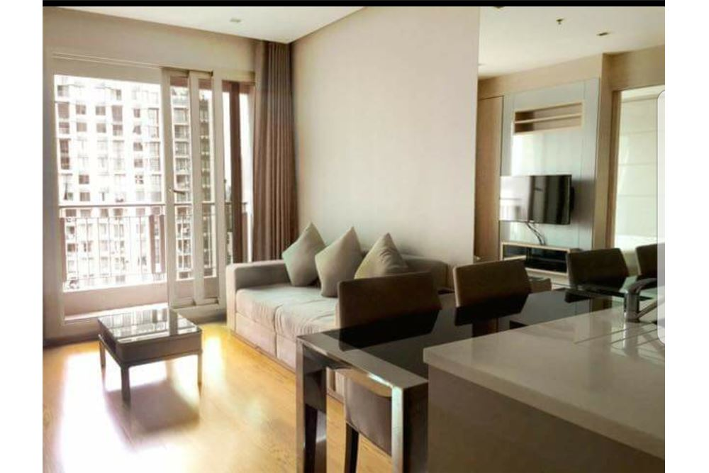 RE/MAX Executive Homes Agency's Nice 1 Bedroom for Rent Address Asoke 1
