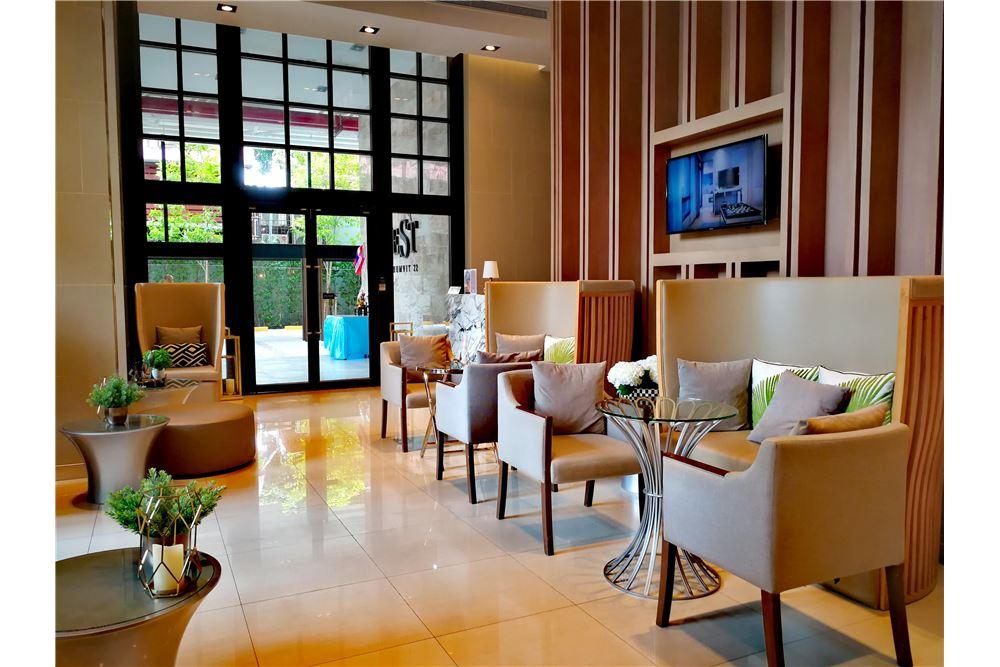 RE/MAX Properties Agency's For Rent The Nest Sukhumvit 22 | 1 Bedroom 1