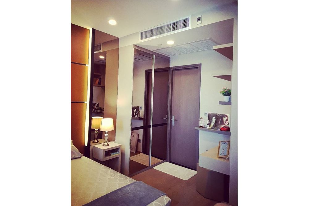 RE/MAX Executive Homes Agency's Beautiful 1 Bedroom for Rent Ashton Chula Silom 5