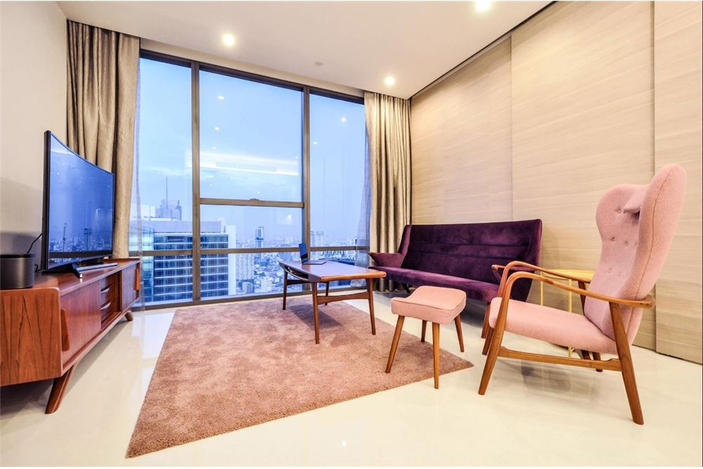 RE/MAX Executive Homes Agency's The Bangkok Sathorn - 1 bed Luxury Apartment 9