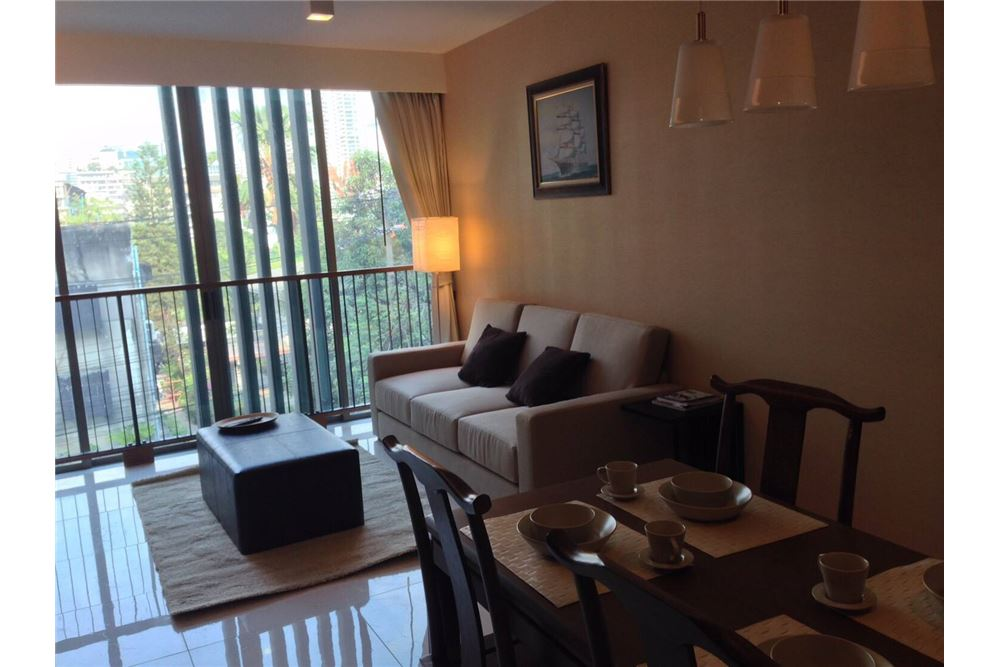RE/MAX Executive Homes Agency's Siamese Thirty Nine sale/rent (BTS Phrom Phong) 1