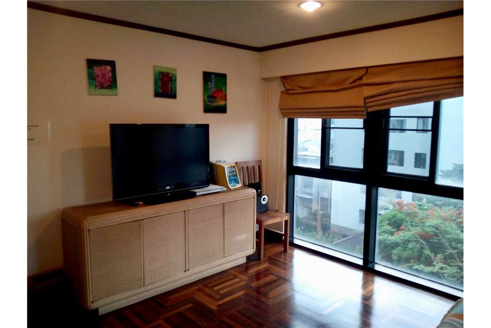 RE/MAX Executive Homes Agency's For Rent 3Bedroom 2Bathroom Kiat Thanee City Mansion Sukhumvit 31, Fully Furnished, Big Balcony, BTS Asoke, Asoke 1