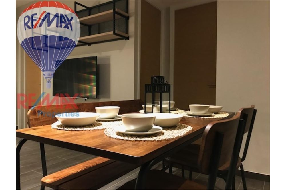 RE/MAX Properties Agency's FOR RENT THE LOFTS EKKAMAI 2BED 61SQM 11