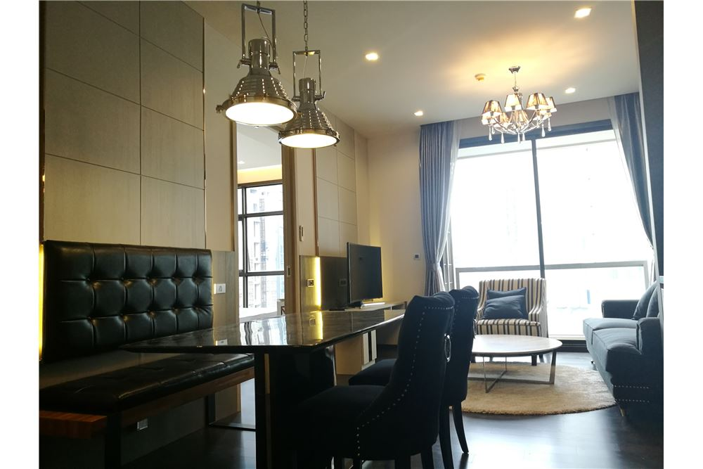 RE/MAX Properties Agency's RENT The XXXIX by Sansiri 2BED 65.62SQM. 9