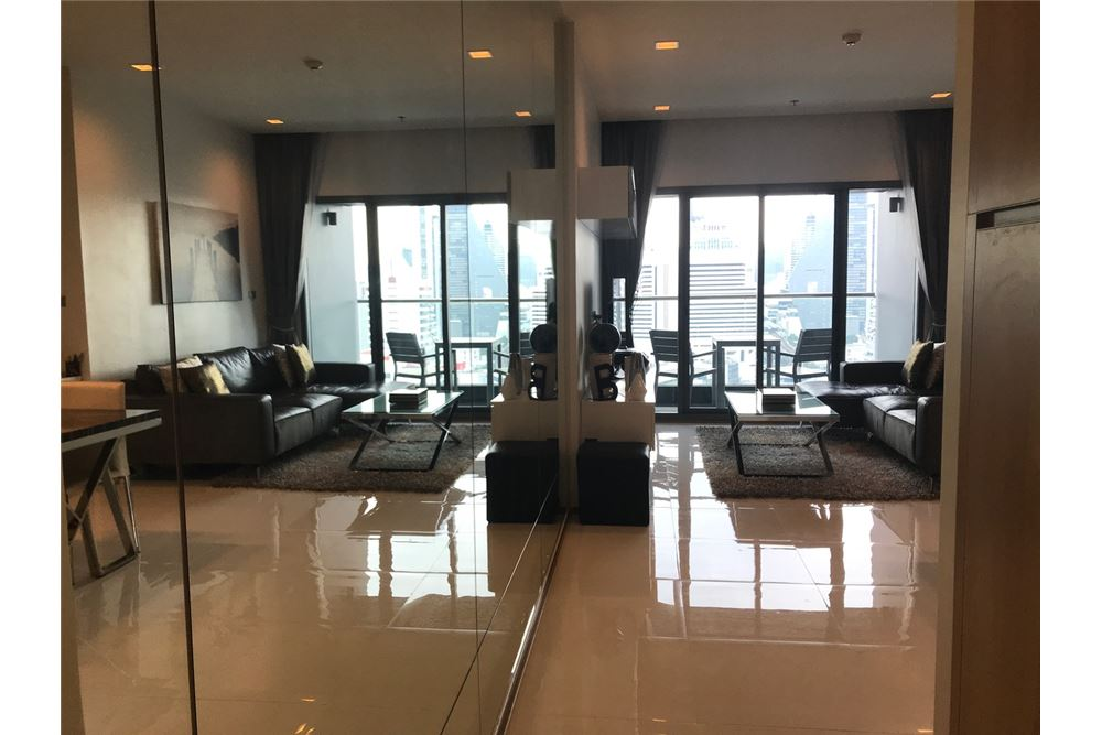 RE/MAX Properties Agency's RENT Hyde Sukhumvit 2BED 85SQM. 8