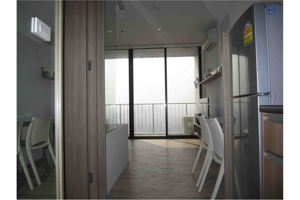 RE/MAX Properties Agency's FOR RENT THE ISSARA LADPRAO STUDIO 34 SQM 6