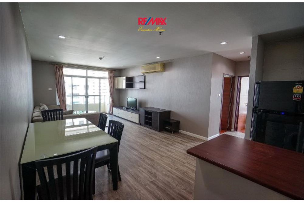 RE/MAX Executive Homes Agency's 2 BEDROOM / FOR RENT / SUKHUMVIT CITY RESORT 1