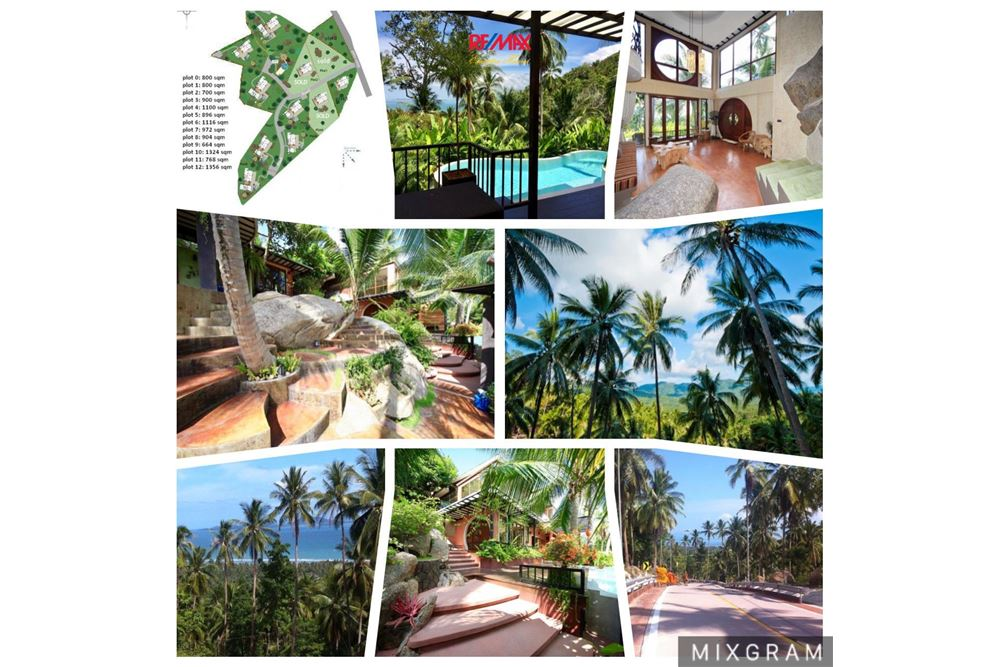 RE/MAX Executive Homes Agency's Development / Land For Sale in Koh Phangan 3