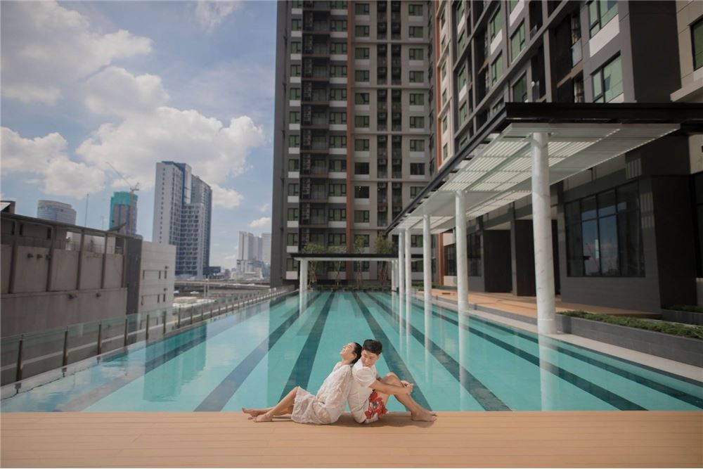 RE/MAX Properties Agency's RENT Life Asoke 1BED 29.77SQM. 8