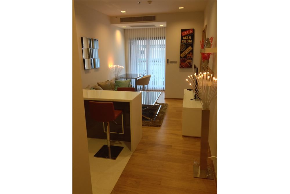RE/MAX Properties Agency's RENT Hyde Sukhumvit 13 1BED 50SQM. 6