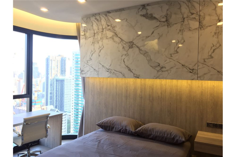 RE/MAX Properties Agency's For rent Ashton Asoke 1 Bed 35 sqm 4