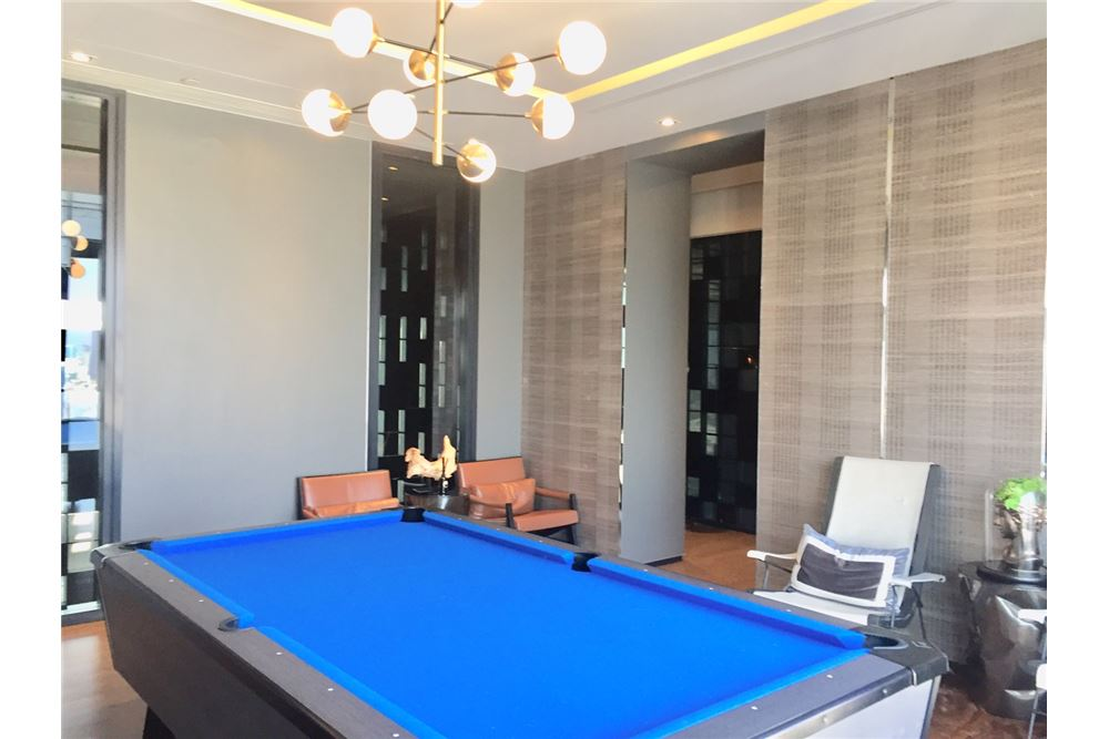 RE/MAX Properties Agency's For rent Ashton Asoke 1 Bed 35 sqm 6