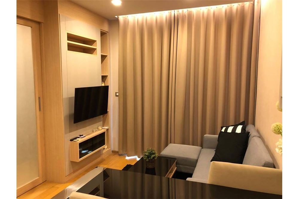RE/MAX Properties Agency's RENT The Address Asoke 1BED 36SQM. 3