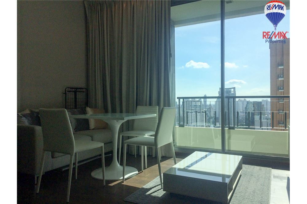 RE/MAX Properties Agency's 1 bed for RENTQ Asoke near MRT 5