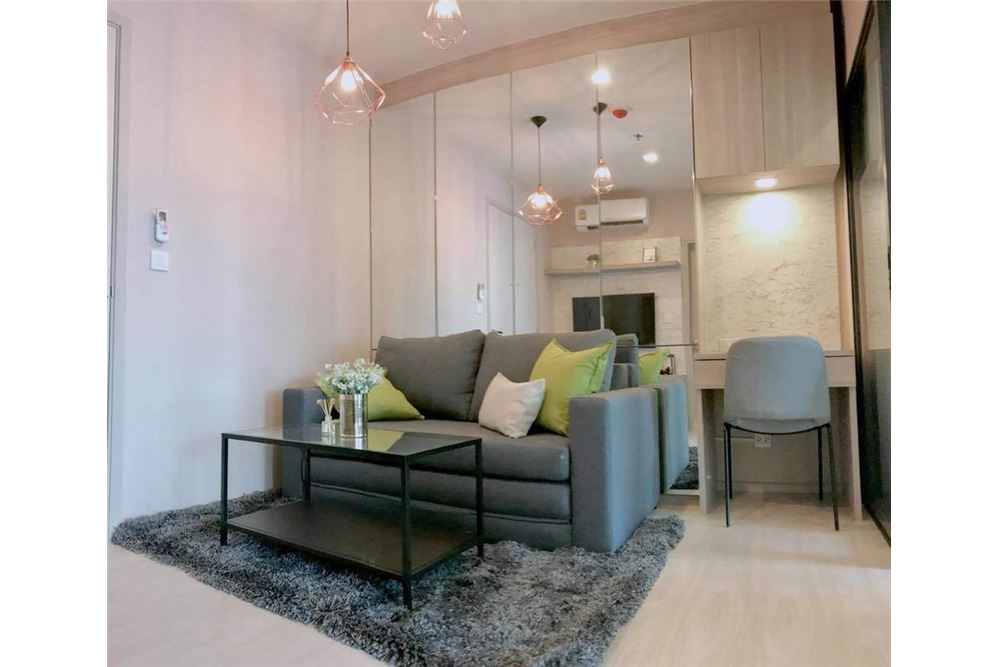 RE/MAX Properties Agency's RENT Aspire Sukhumvit 48 1BED 32.29SQM. 3