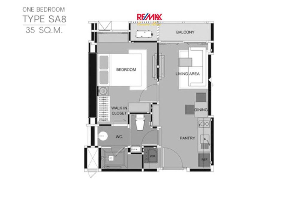RE/MAX Executive Homes Agency's Condominium for rent - Sathorn 11