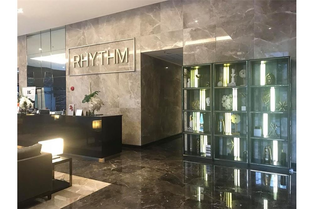RE/MAX Properties Agency's RENT Rhythm Asoke2 1BED 23SQM. 9