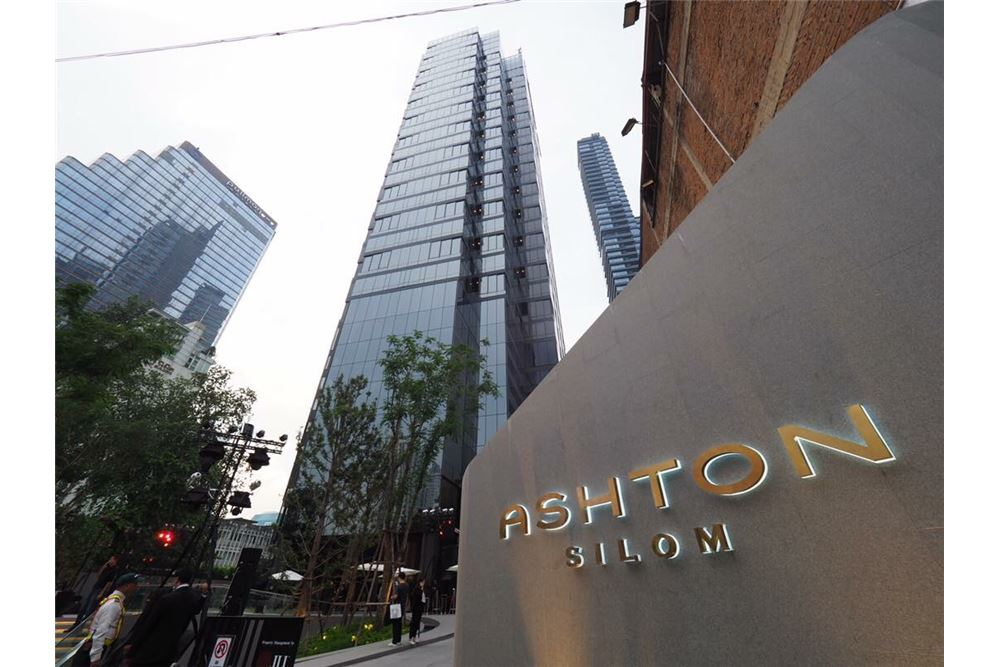 RE/MAX Executive Homes Agency's Brand New 1 Bedroom for Sale Ashton Silom 7
