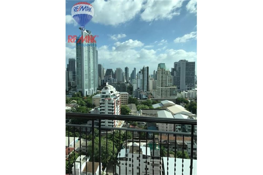 RE/MAX Properties Agency's FOR RENT AGUSTON SUKHUMVIT 22 55 SQM 1 BED 14