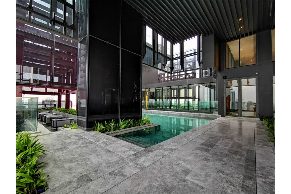 RE/MAX Properties Agency's For Rent | Ashton Silom | 2 bedrooms 25