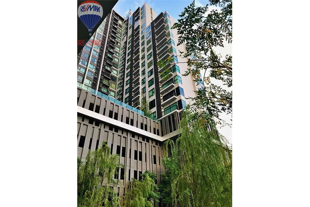 RE/MAX Properties Agency's RENT RHYTHM SUKHUMVIT 36-38 1 BED 33 SQM 30K 17