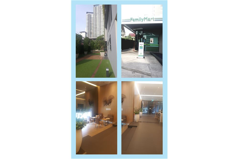 RE/MAX Executive Homes Agency's 1 Bedroom / for Rent / Aspire Sathorn Thapra 7