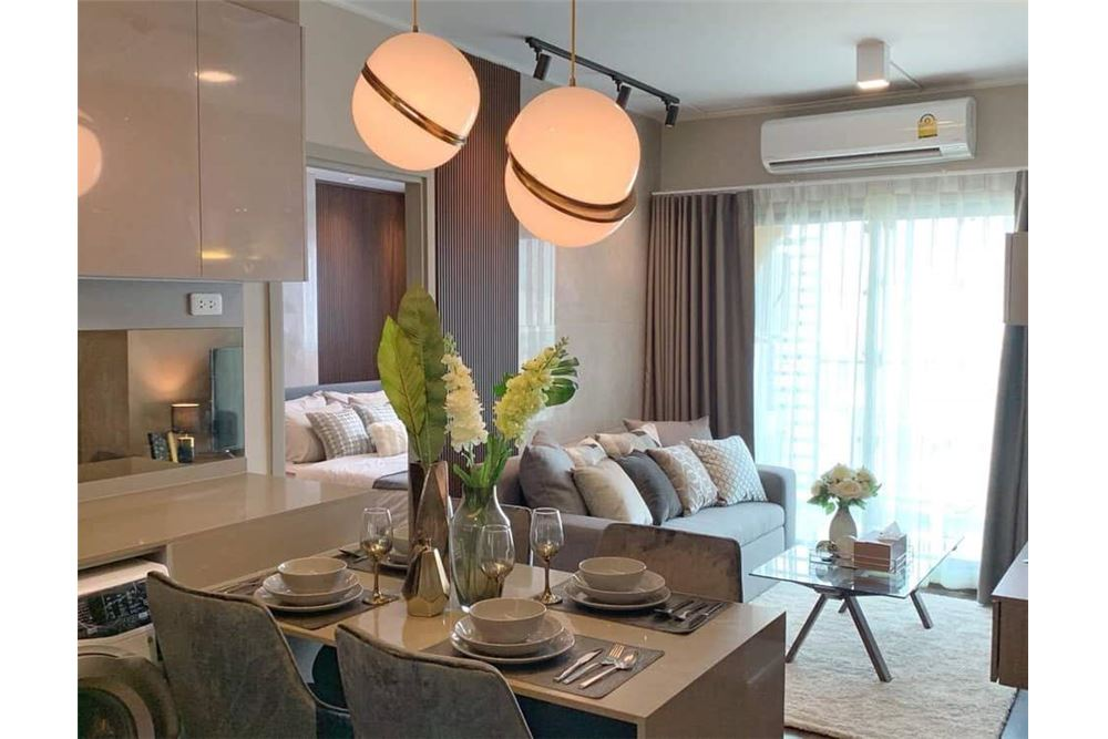 RE/MAX Properties Agency's Ideo Sukhumvit 93 2 BED  54 Sqm  Fully furnished 11