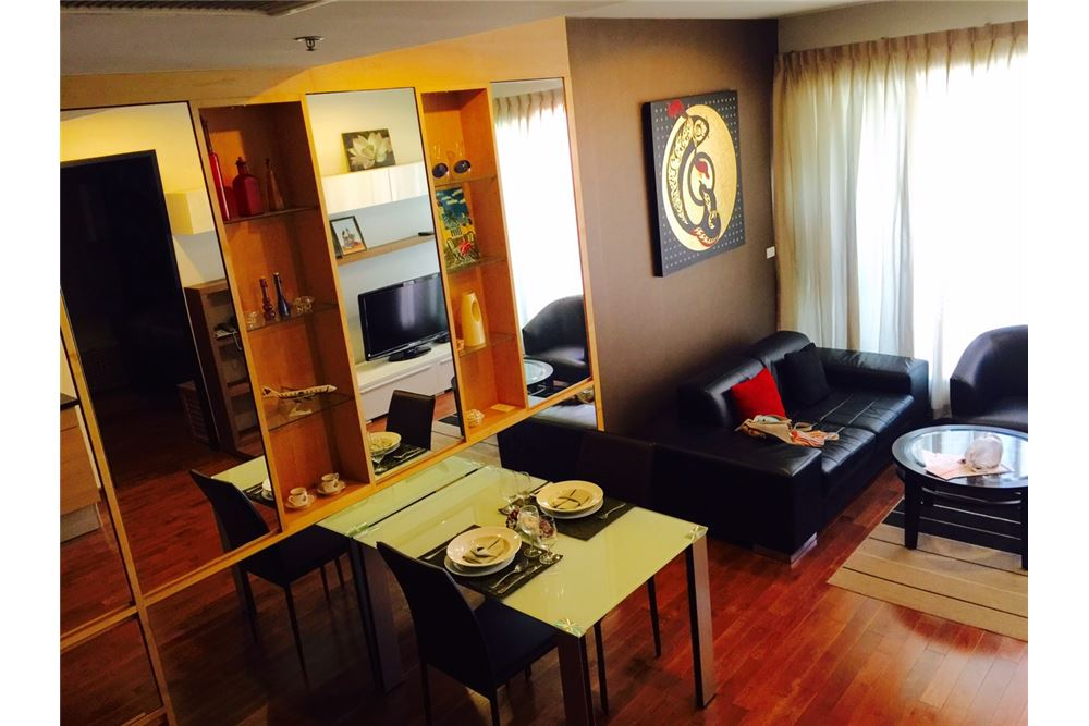 RE/MAX Executive Homes Agency's Lovely 1 Bedroom for Rent Address Chidlom 1