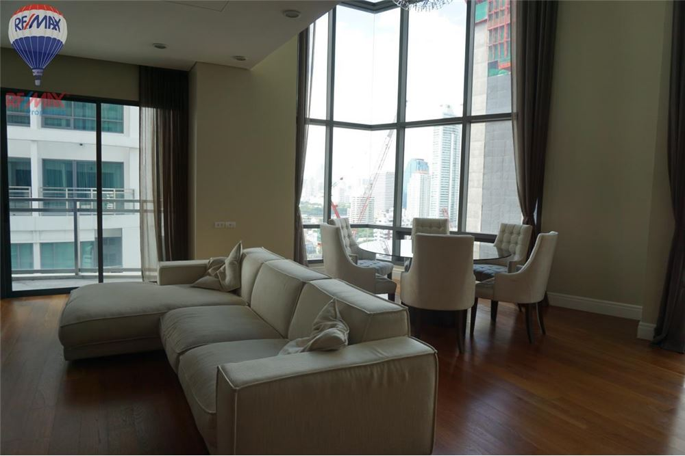 RE/MAX Properties Agency's FOR RENT  Bright Sukhumvit 24  3BED 189SQM 4