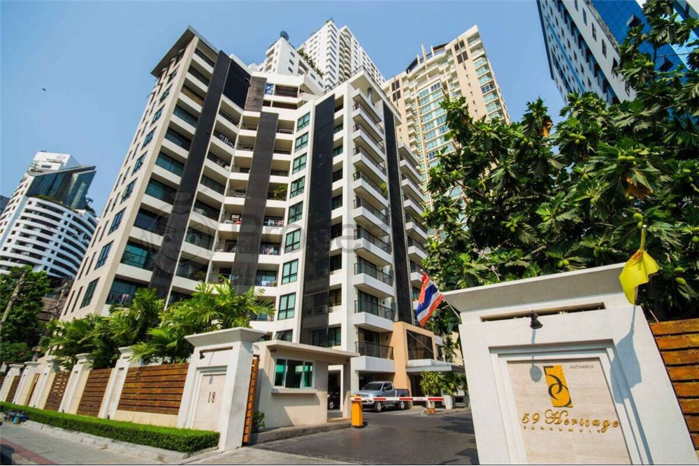 RE/MAX Properties Agency's RENT 59 HERITAGE CONDOMINIUM 2 BEDS 66.12 SQM 1