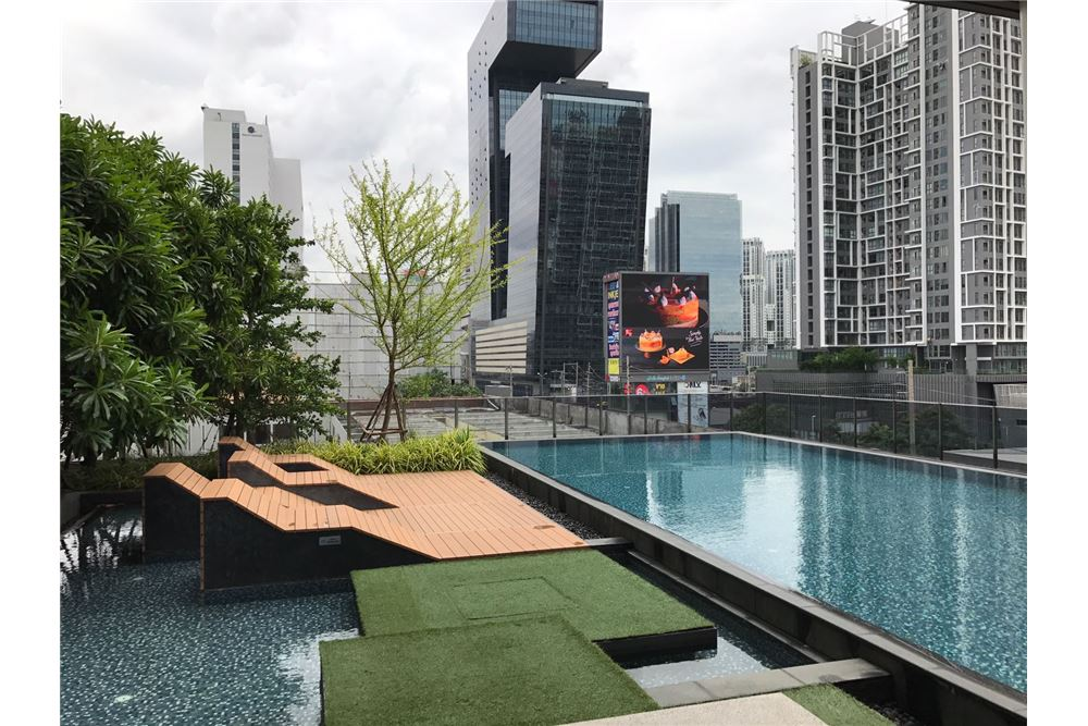 RE/MAX Executive Homes Agency's Cozy 1 Bedroom for Rent Rhythm Asoke 1 7