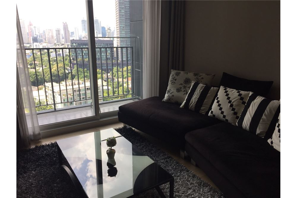 RE/MAX Executive Homes Agency's Spacious 1 Bedroom for Rent Siri Sukhumvit 1