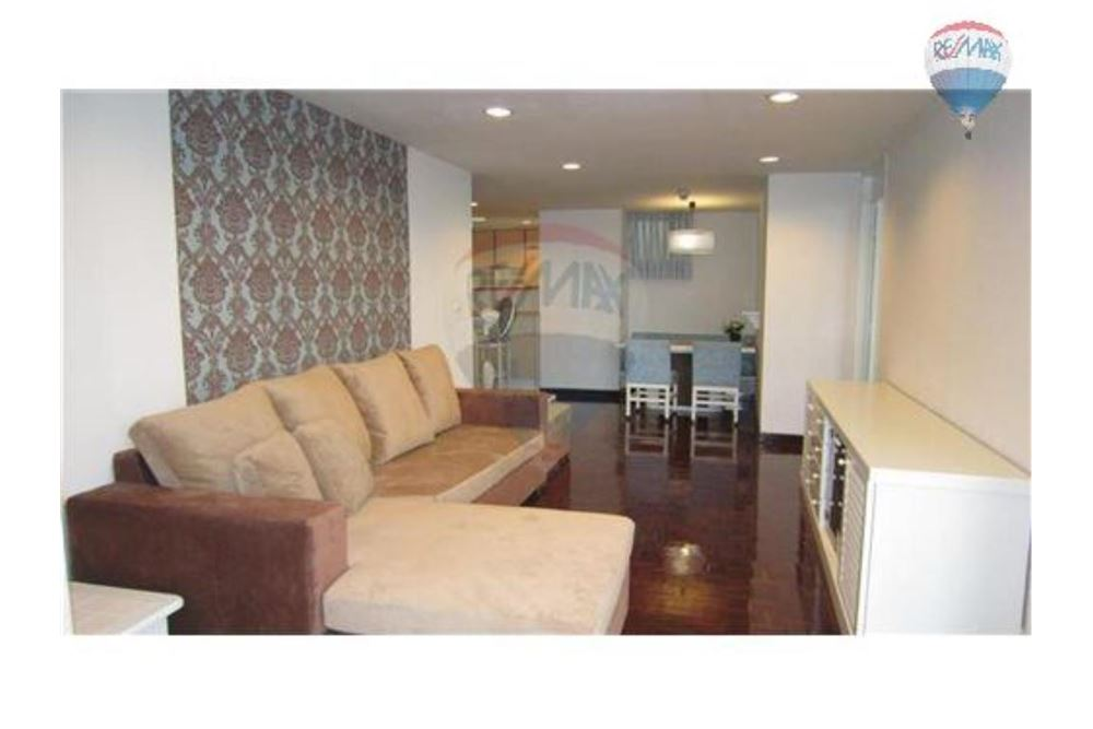 RE/MAX Properties Agency's FOR RENT  TAIPING TOWER SUKHUMVIT 63  2BED 102SQM 4