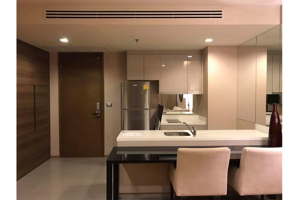 RE/MAX Executive Homes Agency's Nice 1 Bedroom for Sale with Tenant Address Sathon 5