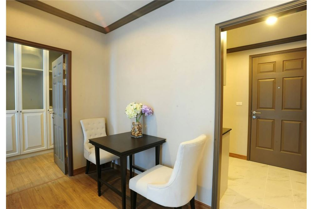 RE/MAX Properties Agency's The Reserve - Kasemsan 3  1Bedroom for sale tenant 3