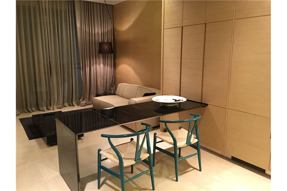 RE/MAX Executive Homes Agency's Saladaeng Residences / 1 Bed / For Rent / 50k 4