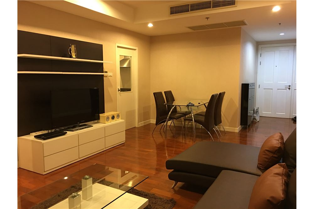 RE/MAX Executive Homes Agency's Spacious 1 Bedroom for Rent Baan Siri 24 3