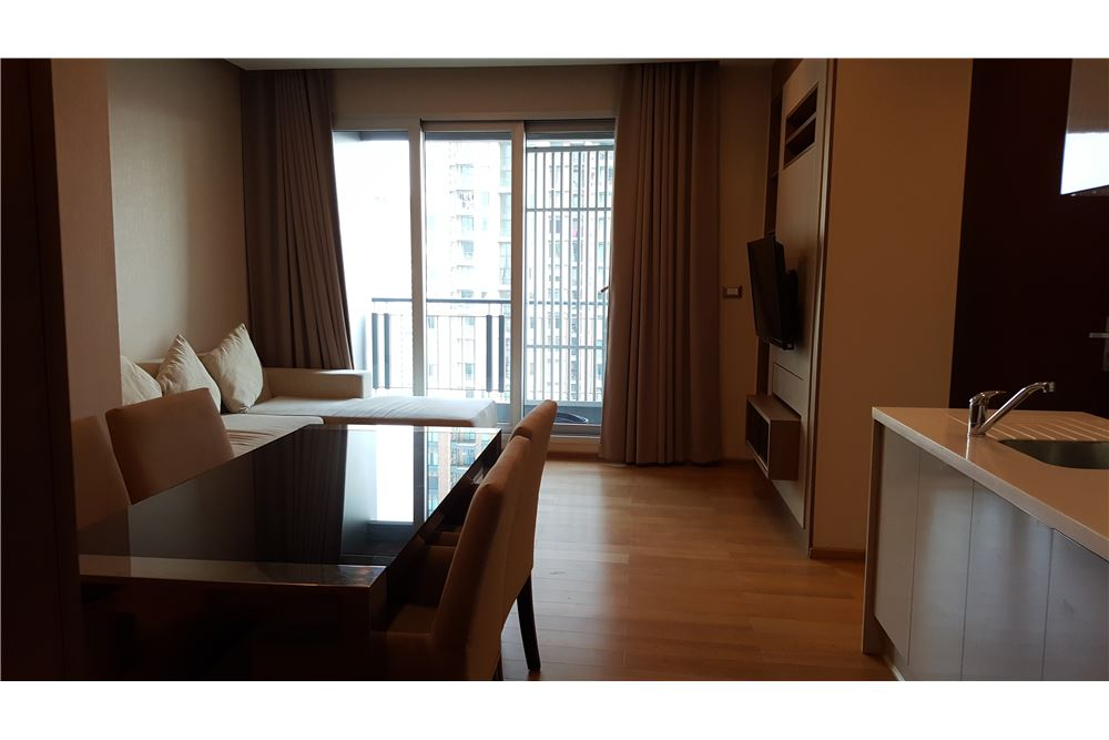 RE/MAX Executive Homes Agency's 2 Bedrooms / For Rent / The Address Asoke 1