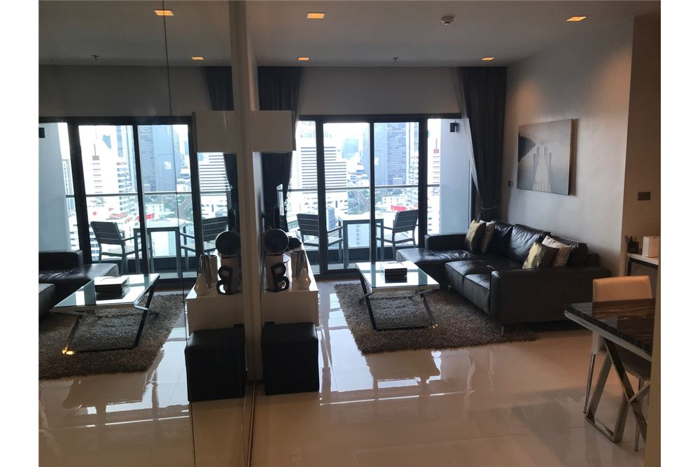 RE/MAX Properties Agency's RENT Hyde Sukhumvit 2BED 85SQM. 9