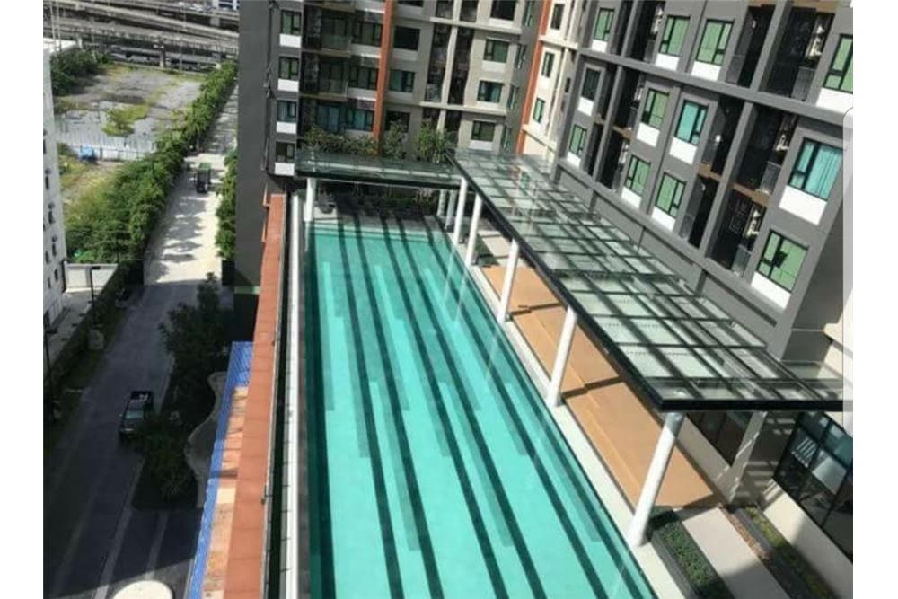 RE/MAX Executive Homes Agency's Nice 1 Bedroom for Rent Life Asoke 6