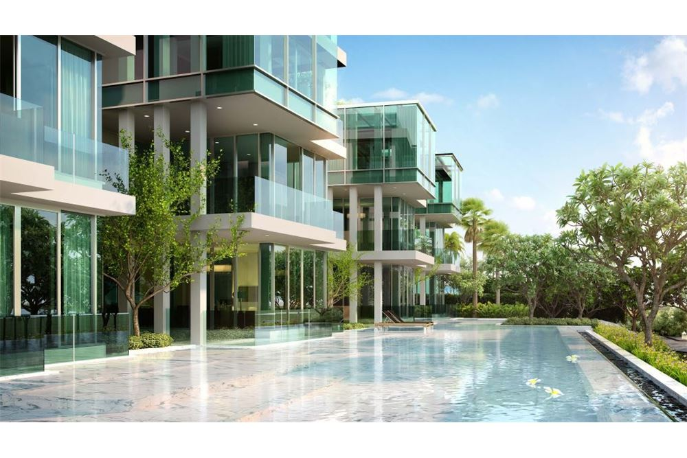 RE/MAX Executive Homes Agency's Luxury Beach Front Condo in Chalong Beach Off-Plan 1