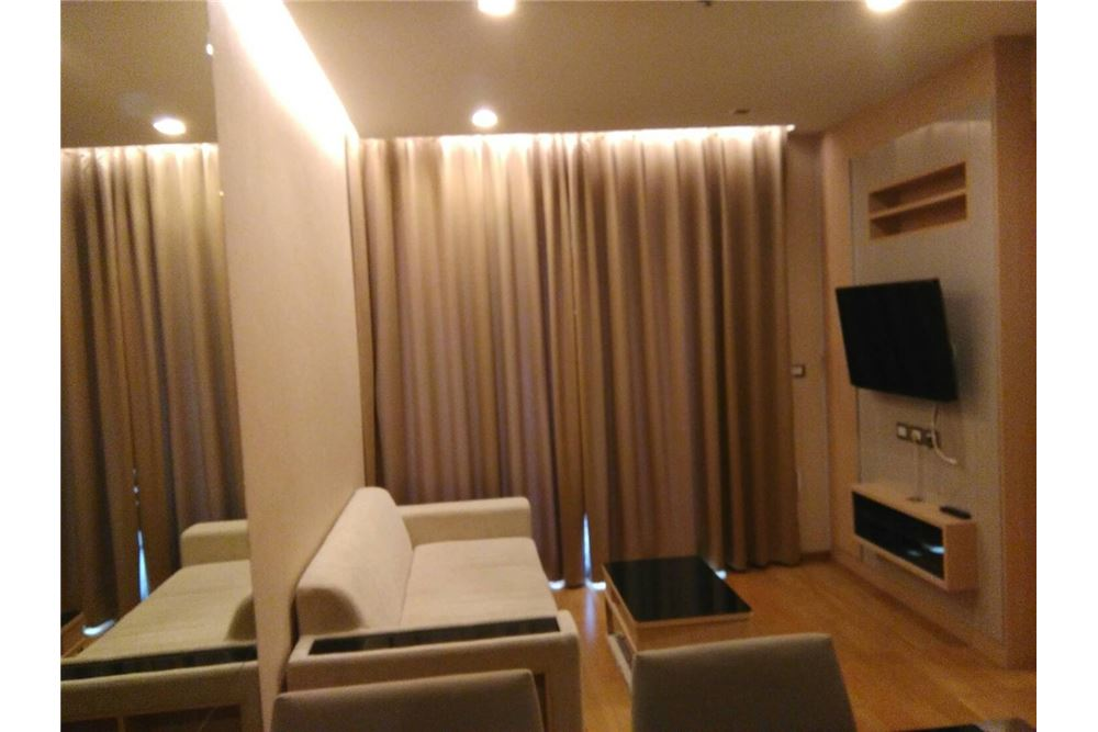RE/MAX Executive Homes Agency's The Address Asoke  / 1 Bedroom / For Rent 2