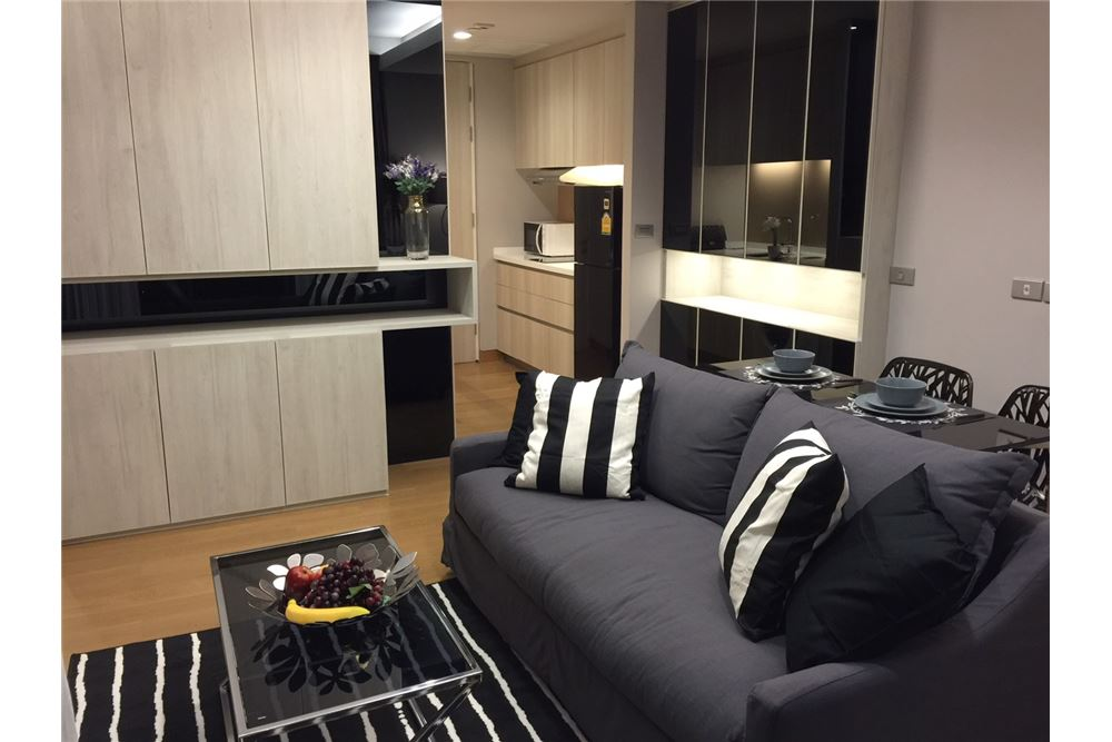RE/MAX Properties Agency's FOR RENT The Lumpini 24 2 BEDs 55 SQM. 3
