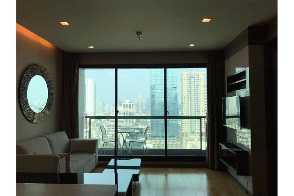RE/MAX Executive Homes Agency's Nice 1 Bedroom for Sale with Tenant Address Sathon 1
