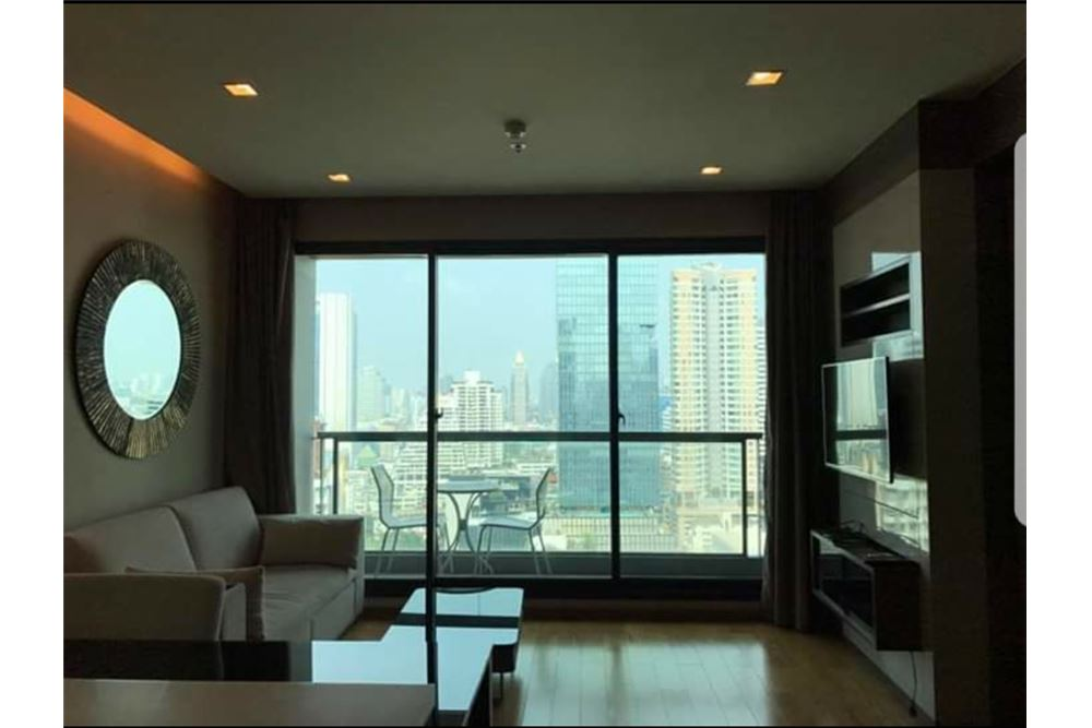 RE/MAX Executive Homes Agency's Spacious 1 Bedroom for Sale Address Sathorn 1