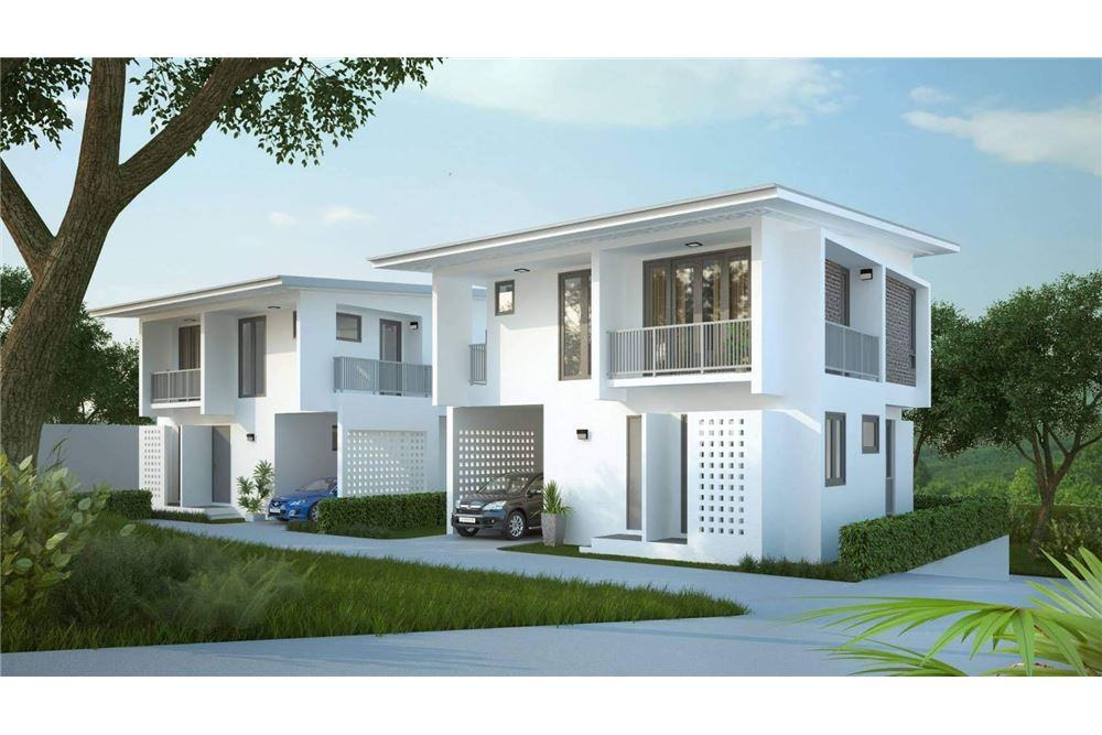 Brand New 2 Storey Houses for Sale in Chaweng-920121015-104