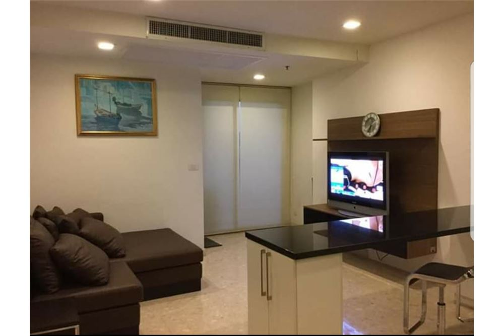 RE/MAX Executive Homes Agency's Nice 2 Bedroom for Rent Nusasiri Grand Condo 1