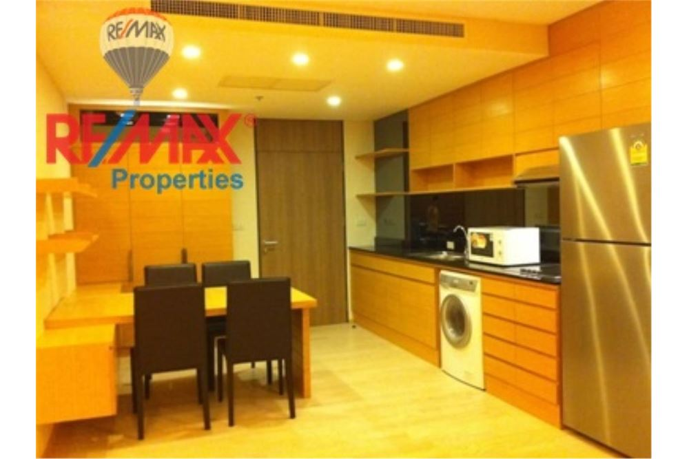 RE/MAX Properties Agency's FOR RENT NOBLE REMIX 92 SQM 2 BEDS 1