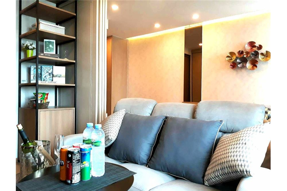 RE/MAX Properties Agency's RENT Q Chidlom - Phetchaburi 1BED 45SQM. 4